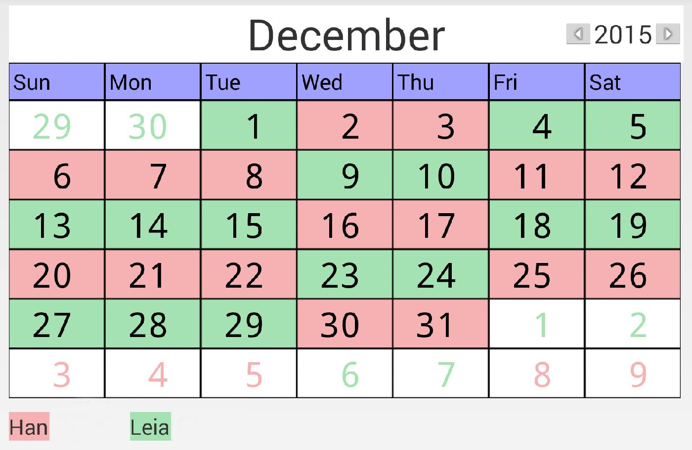 rotation schedule maker opucuk kiessling co